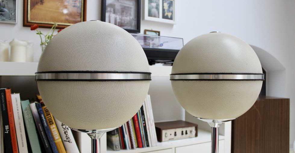 Grundig Audiorama Lautsprecher